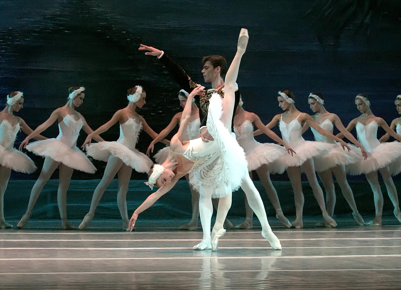 Extracto Lago de los Cisnes Royal Ballet -Pas de quatre