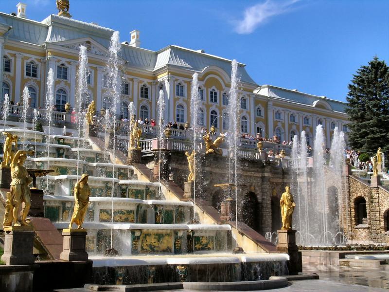 Grandeur of st petersburg meets the moscow ballet stage