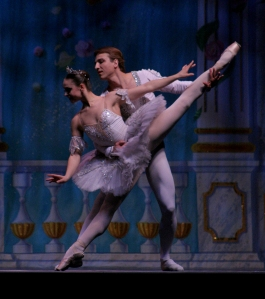 Cristina & Alexei Terentiev in <i>The Nutcracker</i>