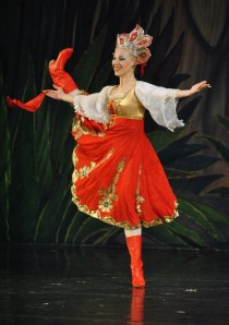Moscow Ballet's Great Russian Nutcracker - Russian variation