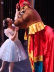 Moscow Ballet's Masha and Bear of Strength in the Great Russian Nutcracker