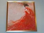 """""""Red Dress"""" by Elmira Mustafina"""