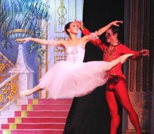 Principal Dancers Karyna Shatkovskaya and Vladimir Tkachenko