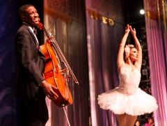 Moscow Ballet's Olga Kifyak and Wunderkind Xavier Wilson in Dallas