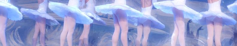 Moscow Ballet's corps de ballet as Snowflakes