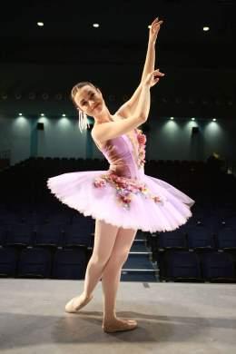 AD Kopiy Bogdana in pink tutu